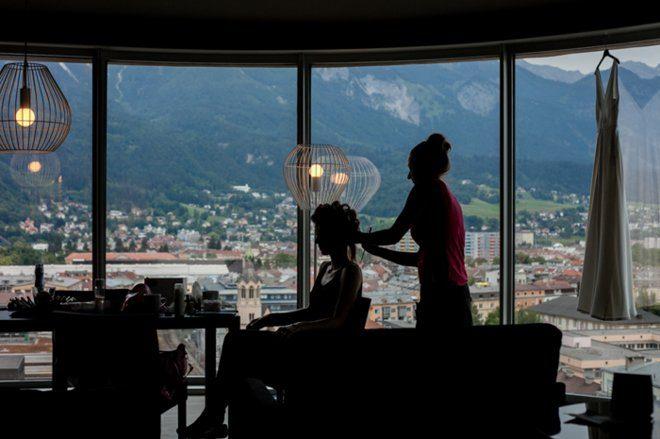 Hochzeit in Innsbruck Adlers Hotel