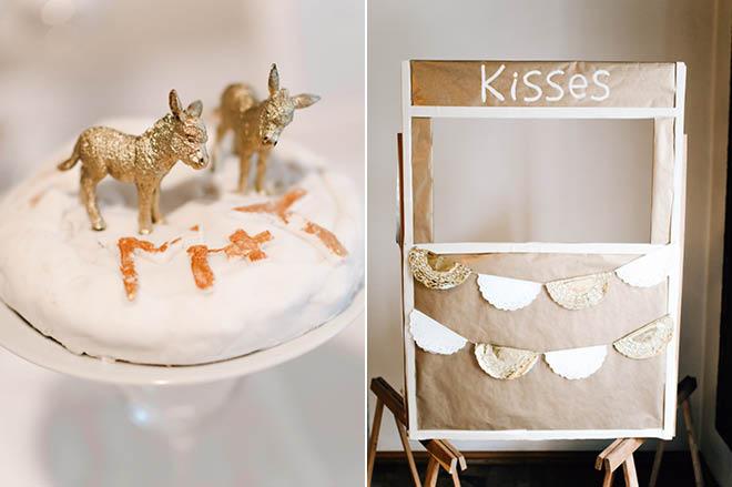 Hochzeit mit Bambi von Grace and Blush 20