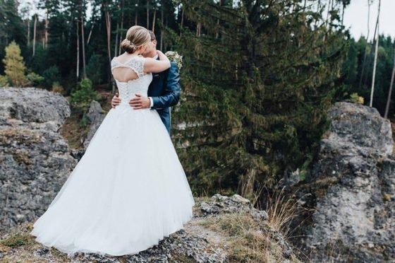 Hochzeit auf der schwäbischen Alb – Farbklang Fotografie