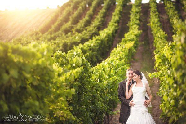 Hochzeitin den Weinbergen von Katja Schünemann5