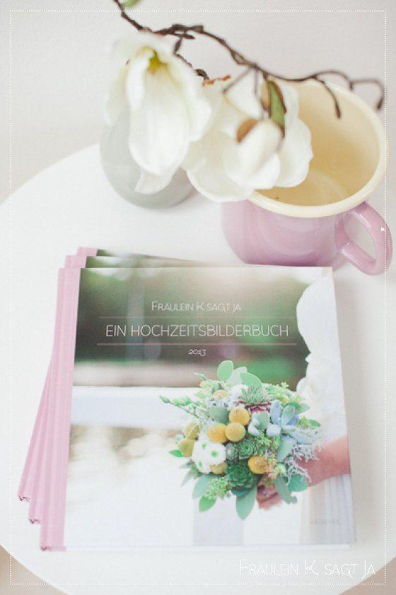 Es ist da! Das Fräulein K sagt Ja – Ein Hochzeitsbilderbuch 2013