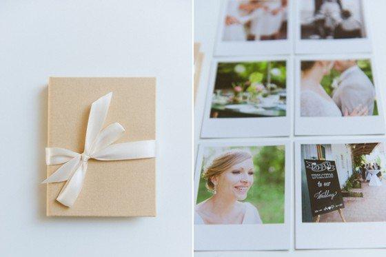 Polaroid. Cooles Zeug für Eure Hochzeitsfotos.