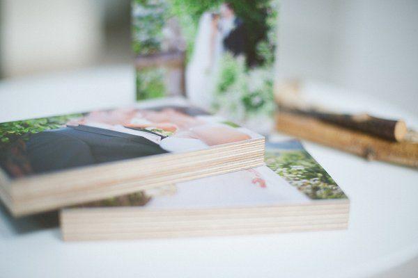 Hochzeitsfotos auf Holz von whitewall3