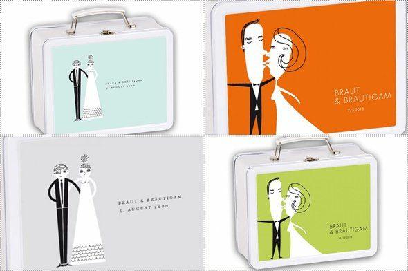 Hochzeitskoffer