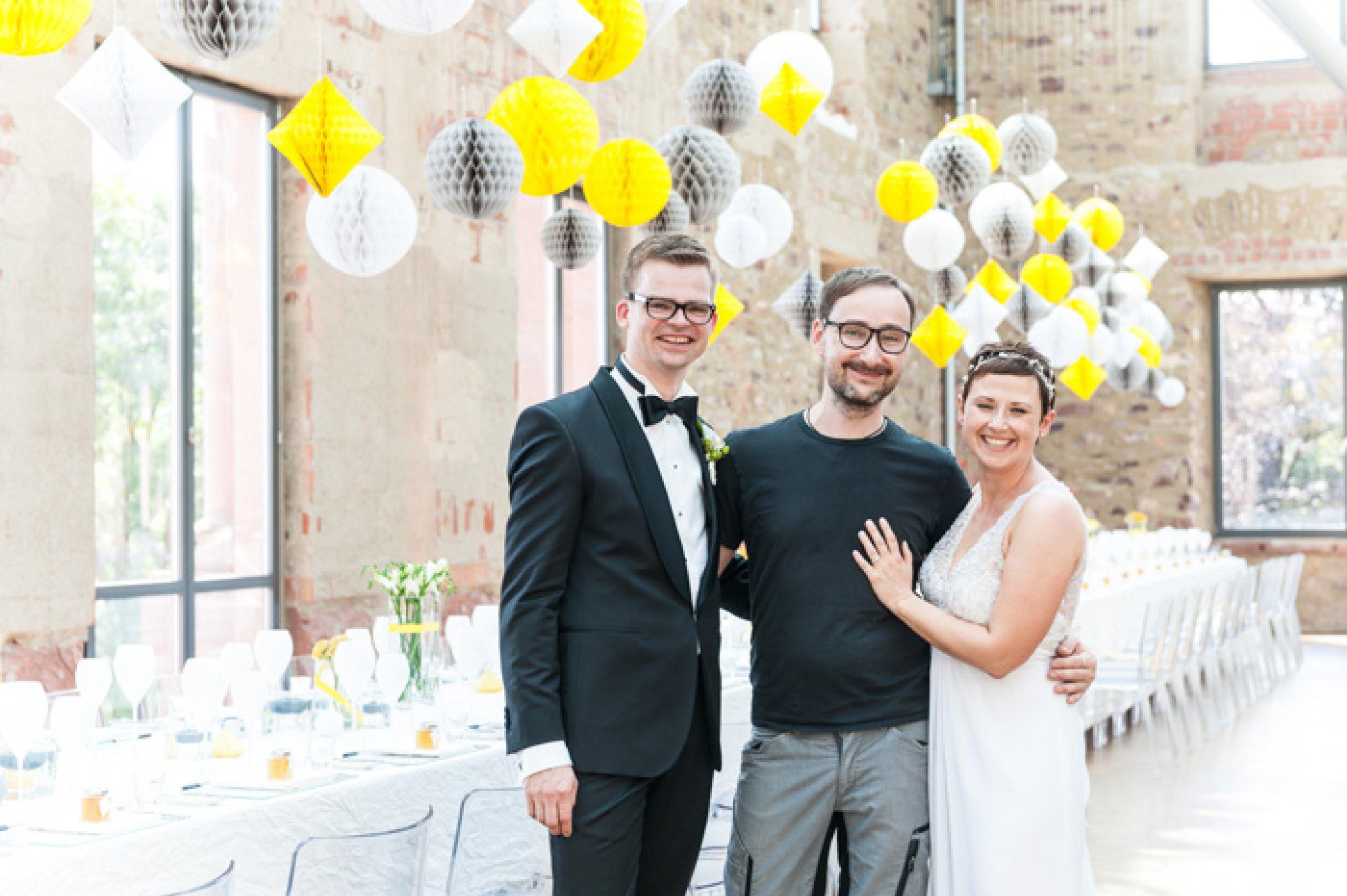 Hochzeitslocation Jagdschloss Platte dekoriert von blickfang event design10