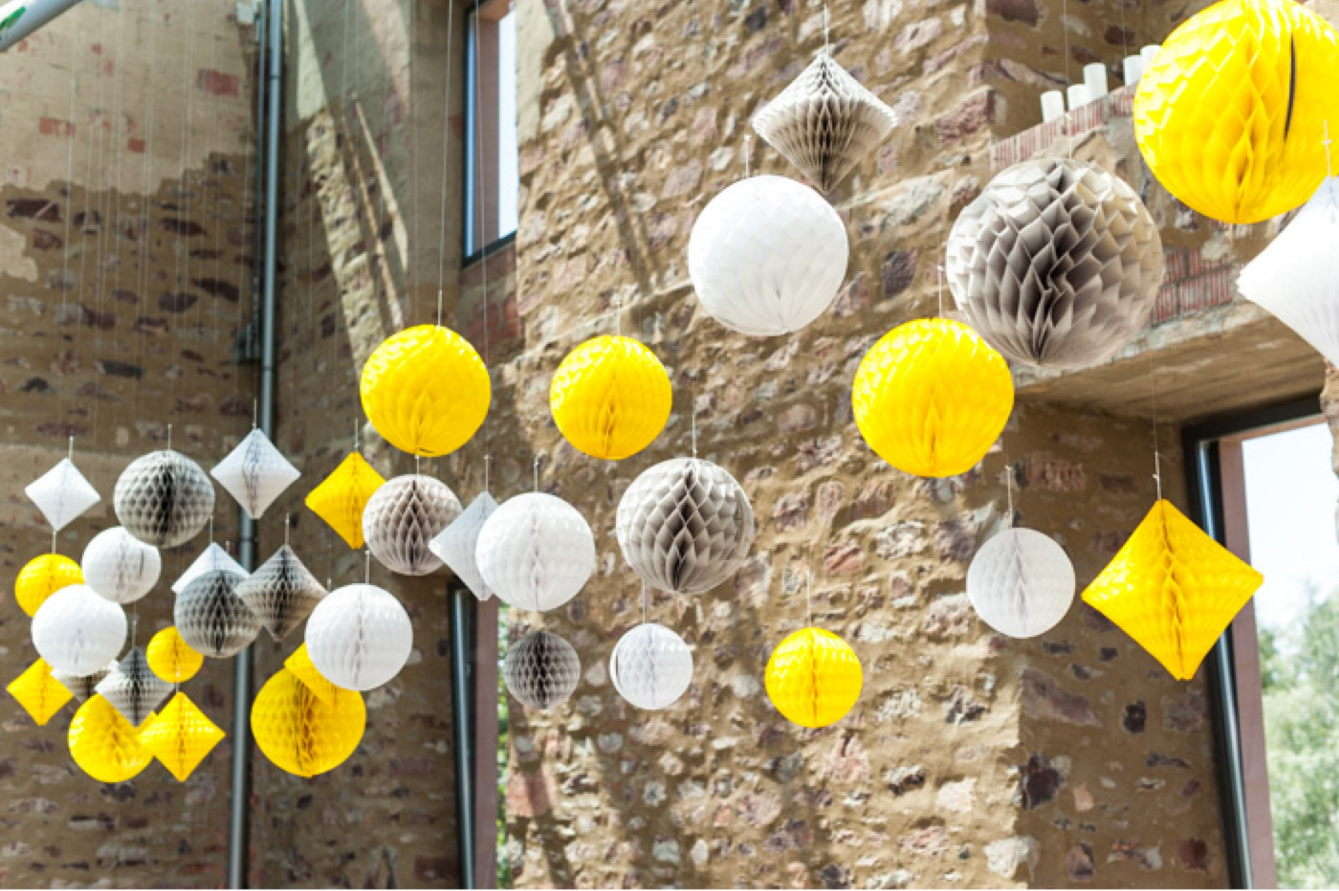 Hochzeitslocation Jagdschloss Platte dekoriert von blickfang event design4