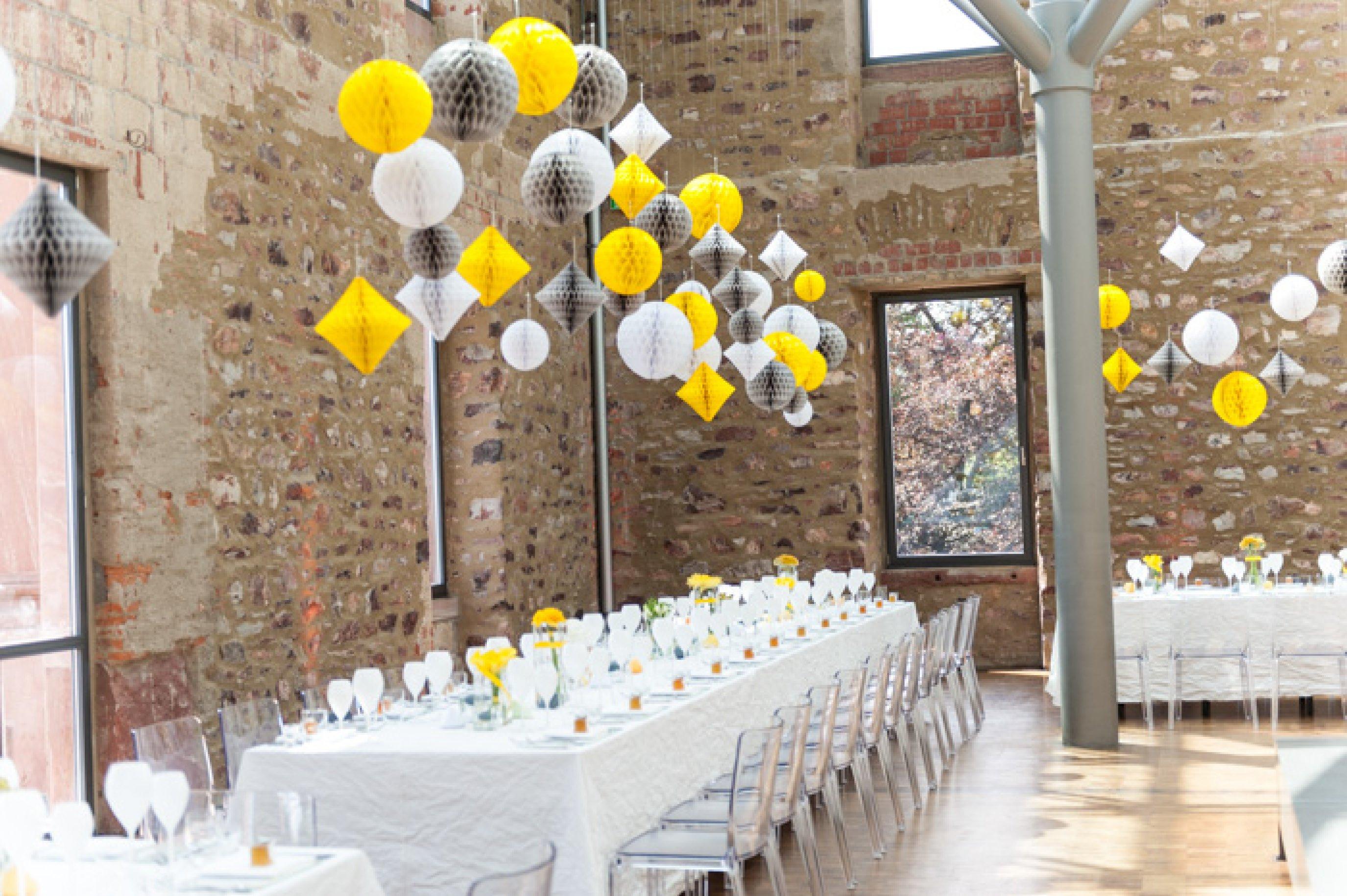 Hochzeitslocation Jagdschloss Platte dekoriert von blickfang event design8