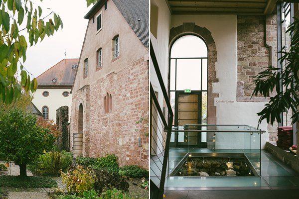 Hochzeitslocation Standesamt und kirchliche Trauung in Rheinland-Pfalz Kloster Hornbach8