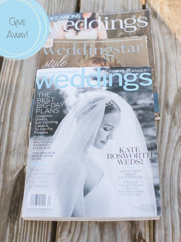 Hochzeitsmagazine USA