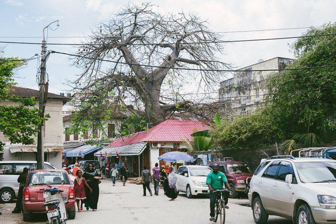 Hochzeitsreise Sansibar - Besuch in Stonetown6