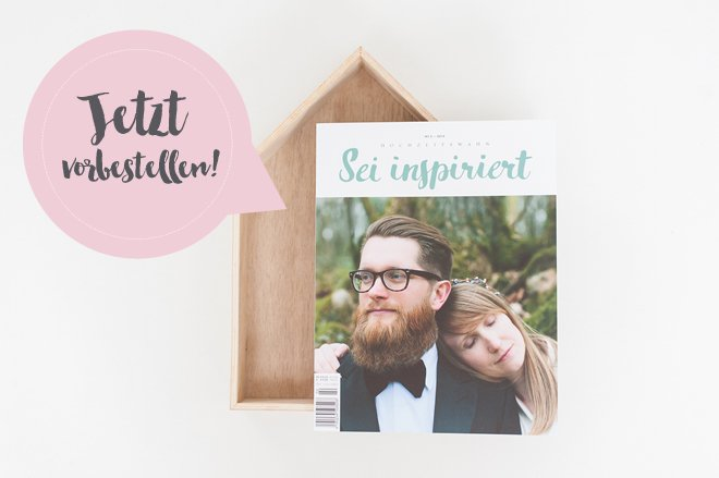 Hochzeitswahn magazin online bestellen im Frl. K Shop