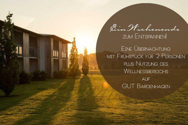 Hotel Gut Bardenhagen Frl. K