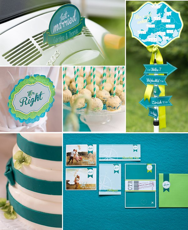 Ideaboard_RealWedding_Blau