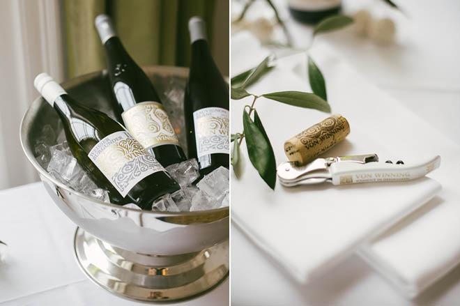 Ideen für eine klassische Hochzeit Weingut von Winning Deidesheim_13
