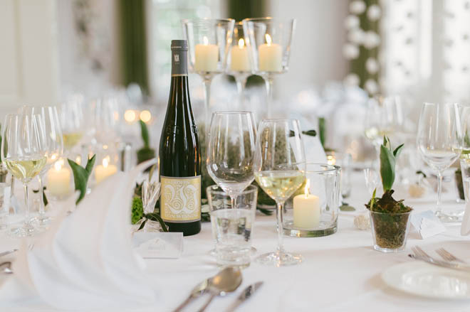 Ideen für eine klassische Hochzeit Weingut von Winning Deidesheim_9