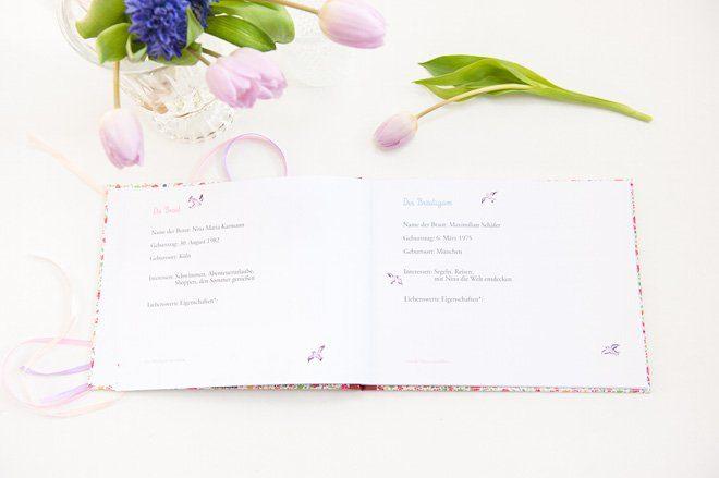Individuelles Hochzeitsalbum von Geschenkeschatz3