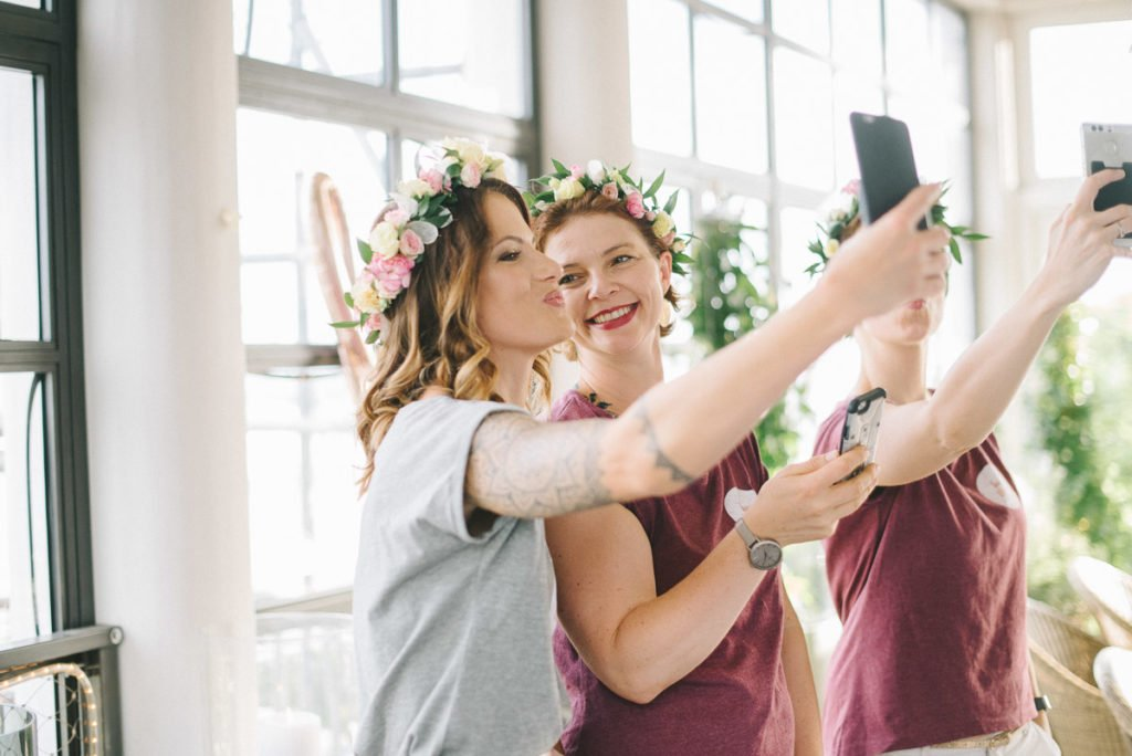 50+ Ideen für euren Junggesellinnen-Abschied