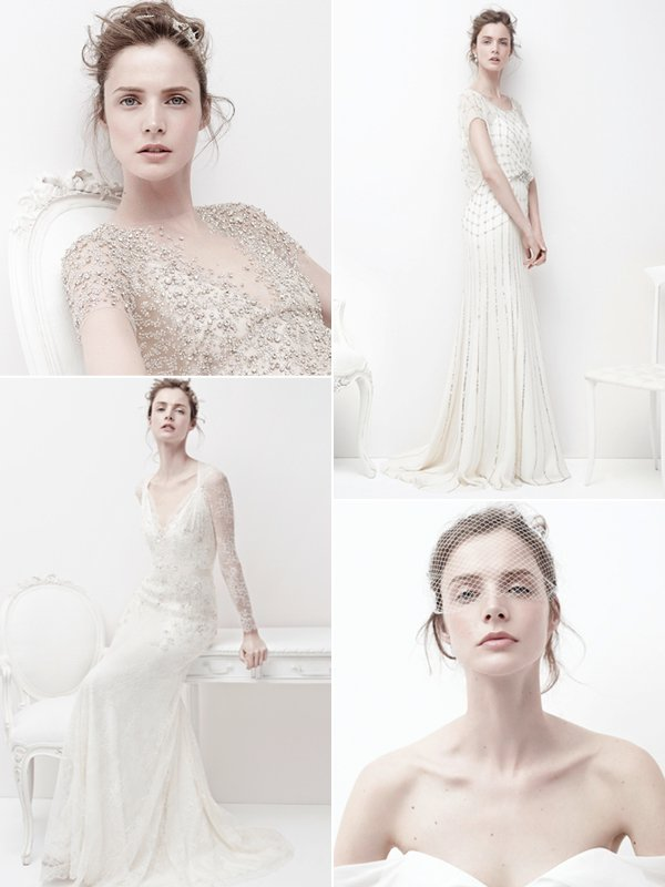 Jenny Packham Bridal Collection 2015 Hamburg