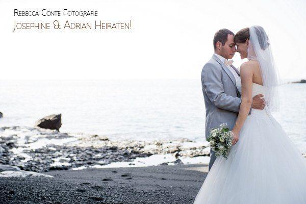 Rebecca Conte Hochzeit La Palma