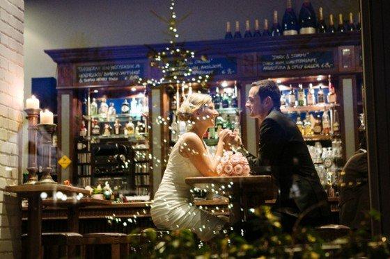 Hochzeitsfotos in der Weihnachtszeit von Julia Hofmann
