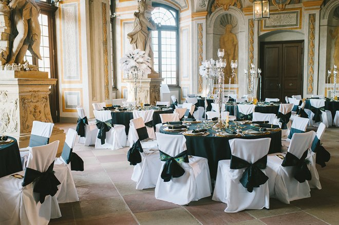 Katja Heil Fotografie - Great Gatsby Hochzeit im Schloss Bruchsal15