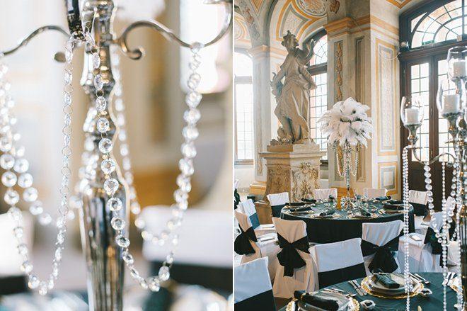 Katja Heil Fotografie - Great Gatsby Hochzeit im Schloss Bruchsal16