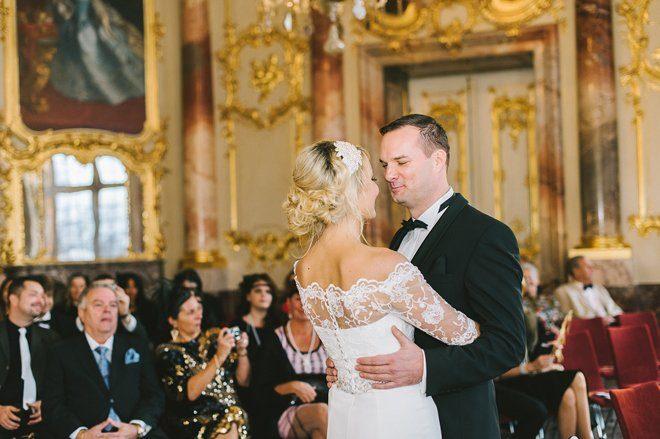 Katja Heil Fotografie - Great Gatsby Hochzeit im Schloss Bruchsal35