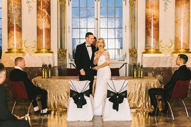 Katja Heil Fotografie - Great Gatsby Hochzeit im Schloss Bruchsal44