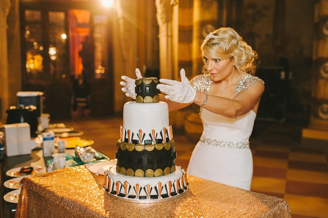 Katja Heil Fotografie - Great Gatsby Hochzeit im Schloss Bruchsal53
