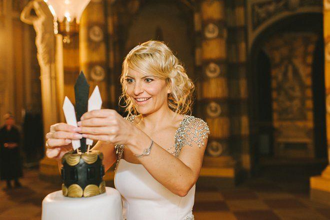 Katja Heil Fotografie - Great Gatsby Hochzeit im Schloss Bruchsal54