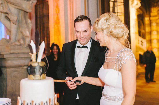 Katja Heil Fotografie - Great Gatsby Hochzeit im Schloss Bruchsal56