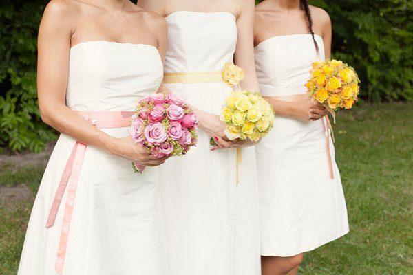 Kleider für die Brautjungfern2