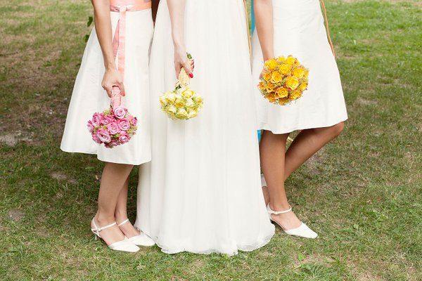 Kleider für die Brautjungfern7