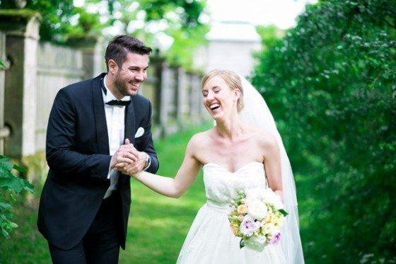 Eine Hochzeit von Frau Herz auf Schloss Dürrmungenau
