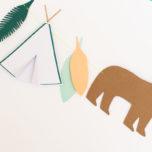 Lets explore Serie Meri meri Kindergeburtstag -21