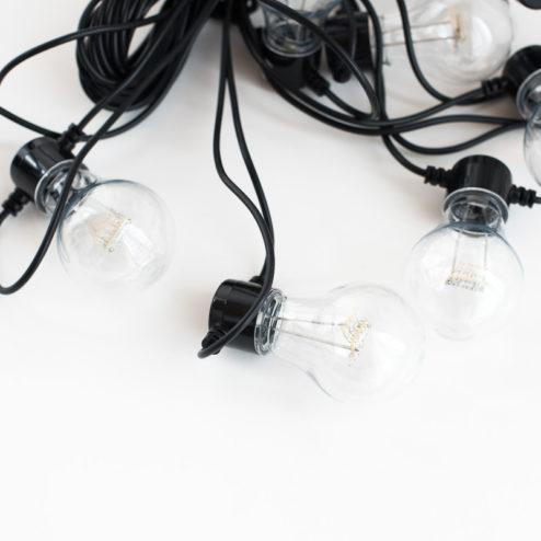 Lichterkette rund schwarz-1
