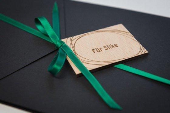 Wenn die eigene Hochzeitseinladung im Briefkasten liegt, könnte es Dein Antrag sein