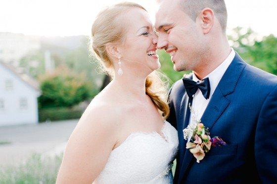 Hochzeit in der Schweiz mit Martina und Sajko