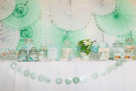 Türkis wie das Wasser der Malediven – Das Gewinner Paar der letzten rhein-weiß Hochzeitsmesse hat geheiratet