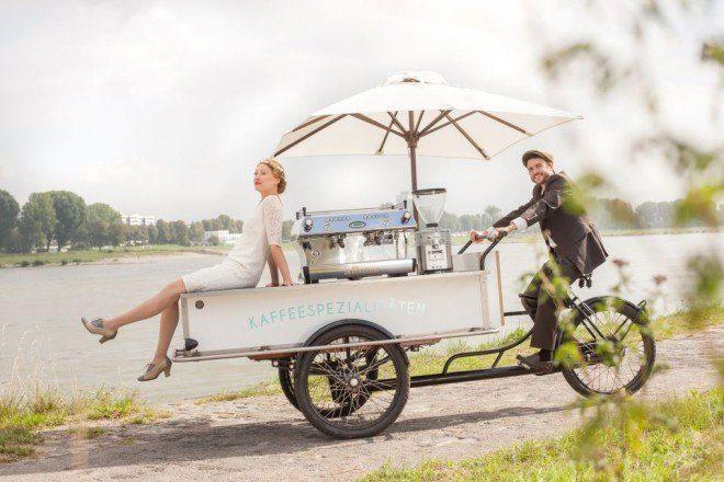 Nora und Max + Bike Köln