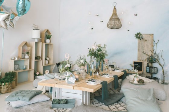 Nordisch heiraten - Hochzeit im Skandinavischer Stil