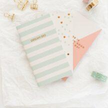 Notizbücher Goldfolie-3