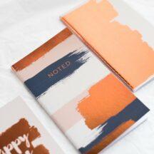 My Minds Inc Notebook Copper