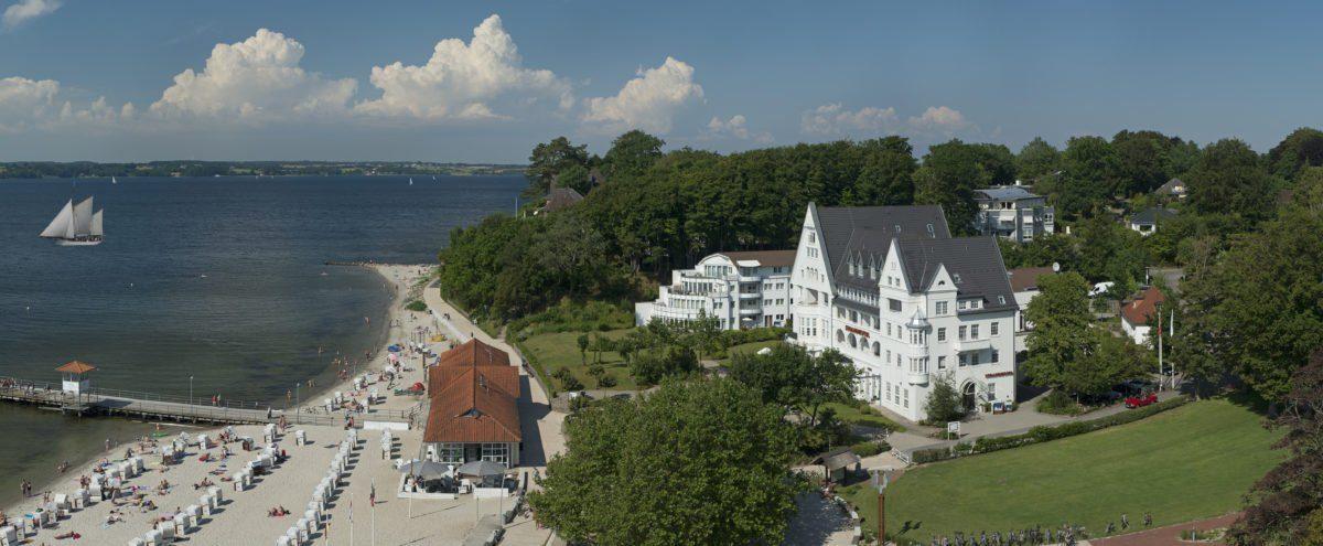 Strandhotel Glücksburg Hochzeit Location