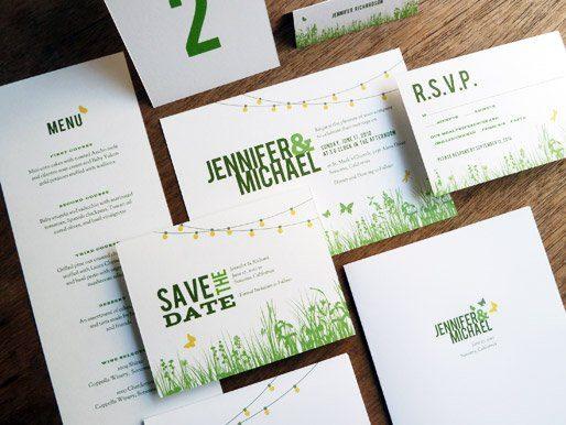 Hochzeitseinladungen zum Selberdrucken vom empapers