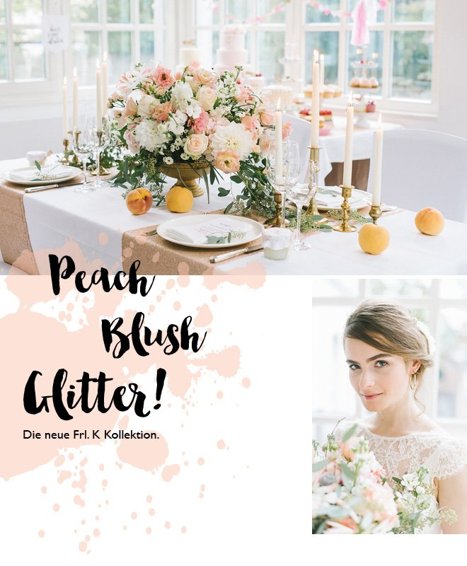 Produkte Peach Blush Glitter 1