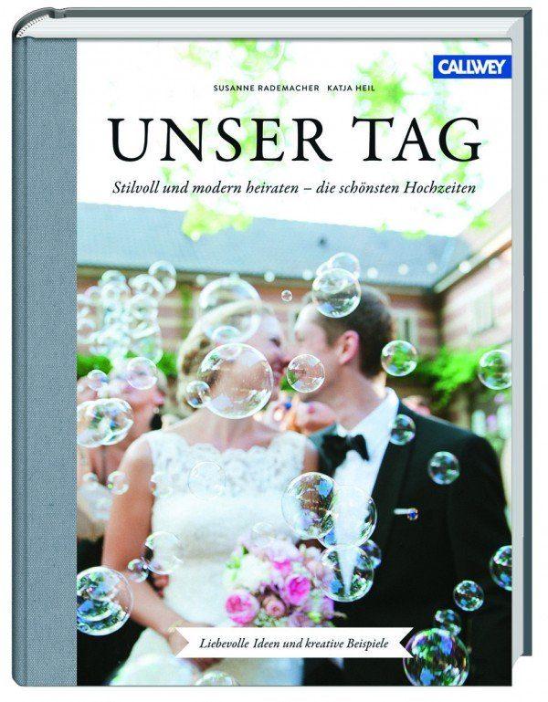 Hochzeitsbuch Unser Tag von Susanne Rademacher und Katja Heil