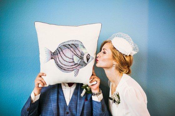 Modern und extravagant! Raluca & Bechirs Hochzeit von Charmewedd Fotografie