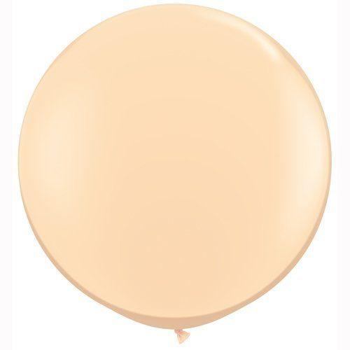 riesenluftballon blush 90cm fr ulein k sagt ja partyshop. Black Bedroom Furniture Sets. Home Design Ideas