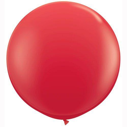 riesenluftballon rot 90cm hochzeitsblog fr ulein k. Black Bedroom Furniture Sets. Home Design Ideas
